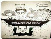 INSPIRIT: KEEPING OUR SPIRIT SAFLOAT