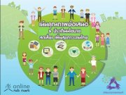 เน้นคุณภาพข้อเสนอ ๖ ประเด็นนโยบาย ลดเสี่ยง เพิ่มสุขภาวะคนไทย