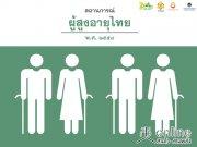 รายงานสถานการณ์ผู้สูงอายุไทยประจำปี 2558