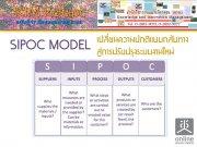 KIM Release ฉบับที่ 17/2563 SIPOC MODEL เปลี่ยนความปกติแบบกลับทาง สู่การปรับปรุงระบบงานใหม่