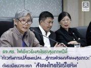คจ.สช. ไฟเขียวธีมสมัชชาสุขภาพปีนี้ �ก้าวทันการเปลี่ยนแปลง...สู่การพัฒนาสังคมสุขภาวะ� ดันระเบียบวาระแรก �สังคมไทยไร้แร่ใยหิน�