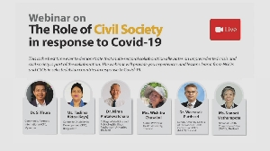 Webinar on The Role of Civil Society in response to Covid-19,1 June 2020