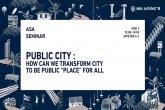 PUBLIC CITY ทำเมืองให้สาธารณะ : คุณยศพล บุญสม 2 พ.ค.61