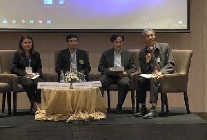 การบูรณาการระบบบริการ การแพทย์แผนไทย การแพทย์พื้นบ้าน เพื่อระบบสุขภาพชุมชนที่พึงประสงค์ 12 ธ.ค.61  3/3