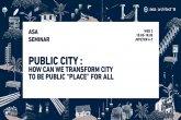 PUBLIC CITY ทำเมืองให้สาธารณะ : พื้นที่สวนสาธารณะในกรุงเทพมหานคร 2 พ.ค.61