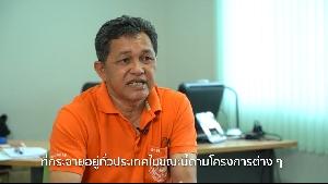 """วิดีทัศน์รับฟังความเห็นต่อการพัฒนาประเด็นฯ ระเบียบวาระ""""มาตรการทำให้สังคมไทยไร้แร่ใยหิน"""" : สาวิทย์ แก้วหวาน"""