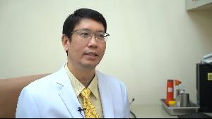 """วิดีทัศน์รับฟังความเห็นต่อการพัฒนาประเด็นฯ ระเบียบวาระ""""มาตรการทำให้สังคมไทยไร้แร่ใยหิน"""" : ผศ.ดร.นพ.ณรงค์ภณ ทุมวิภาต"""