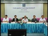 แถลงข่าว การประชุมคณะกรรมการสุขภาพแห่งชาติ ครั้งที่ 3 /2557 เรื่อง การจัดตั้งเขตสุขภาพเพื่อประชาชน  8 ส.ค. 2557