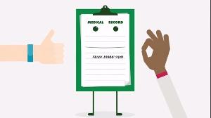 การเปิดเผยข้อมูลส่วนบุคคลของผู้ป่วยในสถานการณ์โรคระบาด