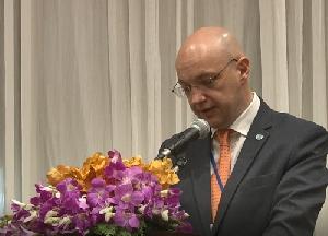 พิธีเปิด การประชุมวิชาการการค้าระหว่างประเทศและสุขภาพปี 2561 และการบรรยายพิเศษ 15 พ.ย. 61